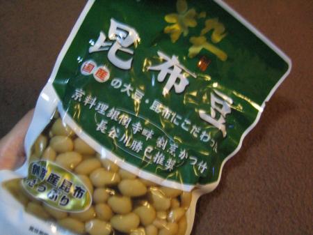 カネハツ 粋 昆布豆