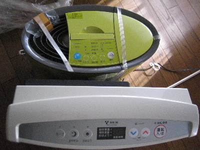 加湿器 ファンヒーターと比較