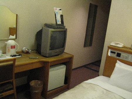 ホテルイルグランデ梅田のお部屋