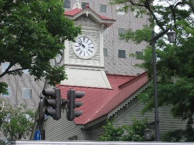 札幌名物 時計台